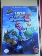 guide officiel super mario galaxy 2 sous blister