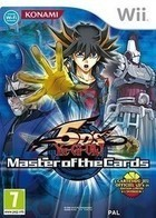 YU  GI  OH   5 D'S MASTER of the CARDS