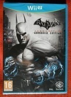 Batman Arkham city  Wii U  NEUF