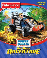 Fisher Price : Power Wheels Extreme Rally