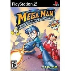 Megaman Anniversary Collection