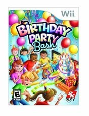 WII PARTY BASH